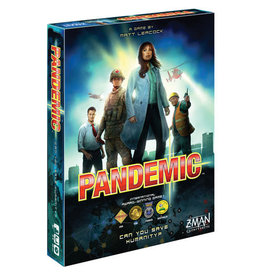 Z-Man Pandemic Cooperative Game