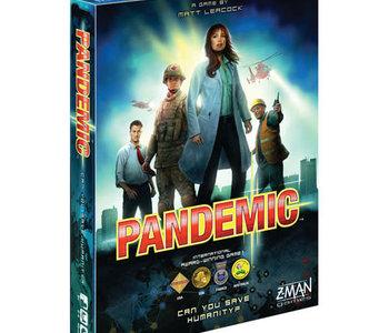 Pandemic Cooperative Game
