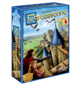 Z-Man Carcassonne - Main Game