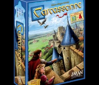 Carcassonne - Main Game