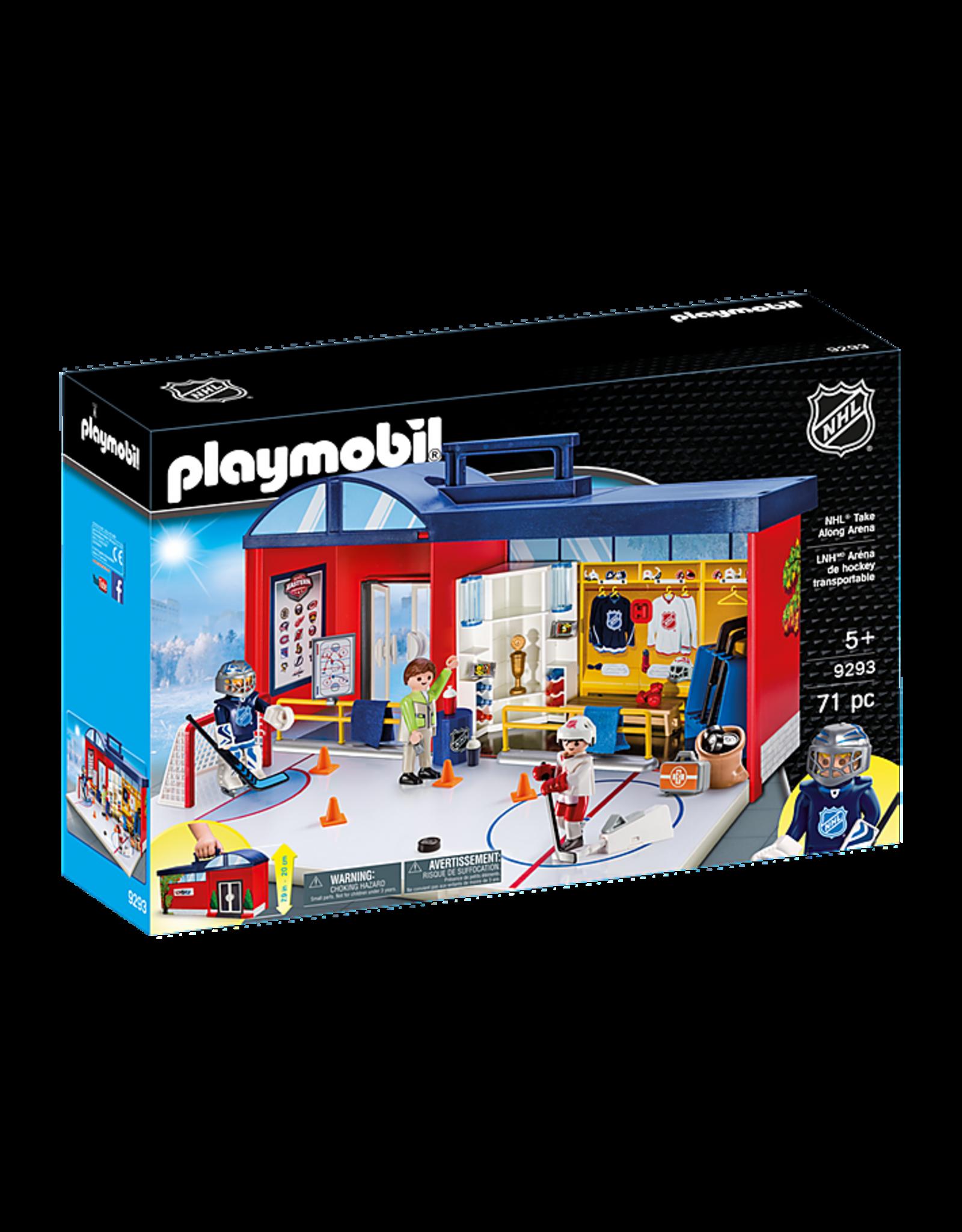 Playmobil NHL® Take Along Arena
