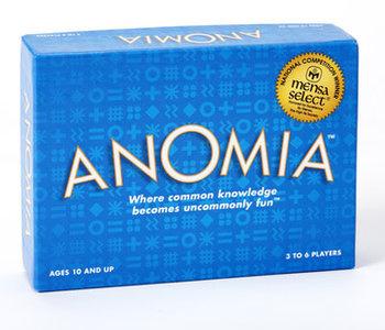 Anomia Game