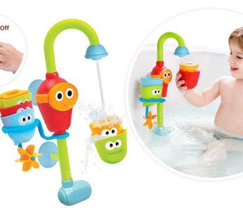 Flow 'n Fill Spout Bath Toy