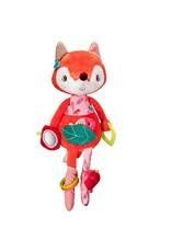 Lilliputiens Alice Fox Activity Cuddle Toy
