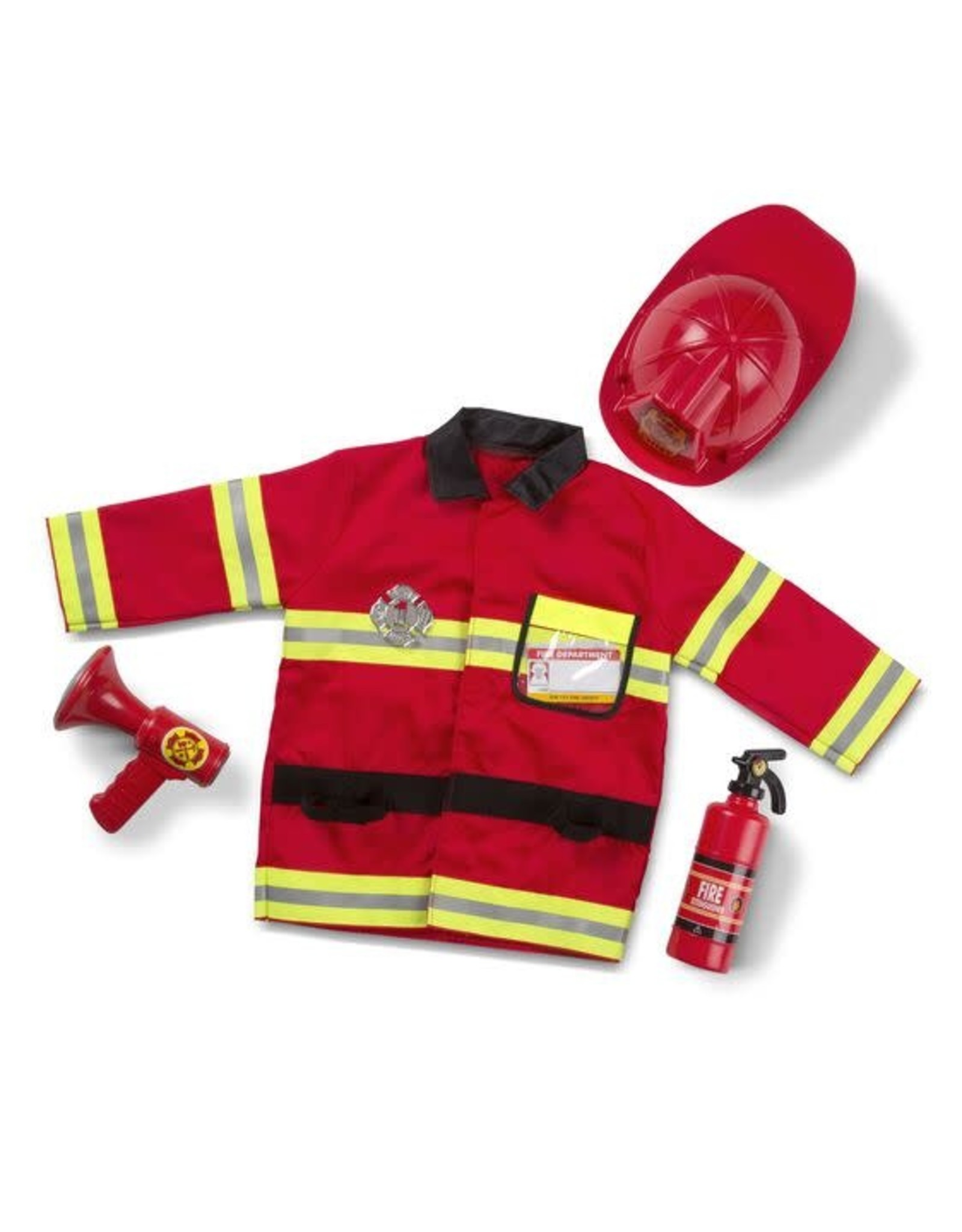 Melissa & Doug Fire Chief Costume
