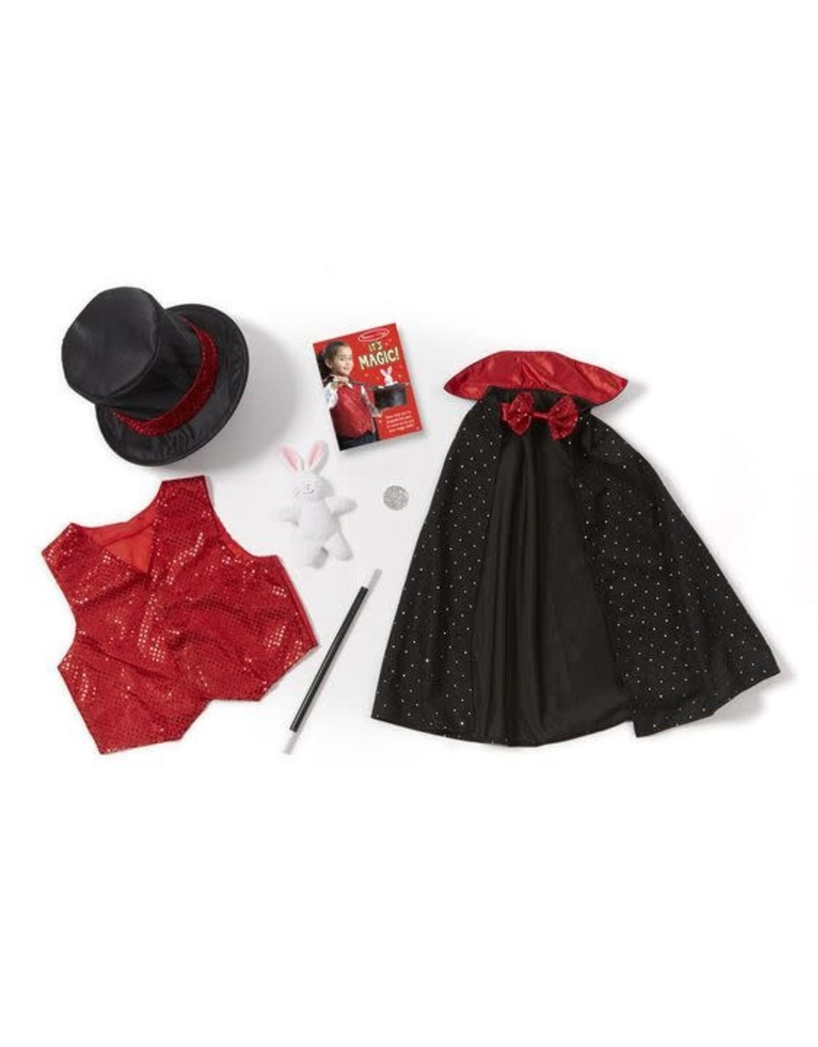 Melissa & Doug Magician Costume age 3-6