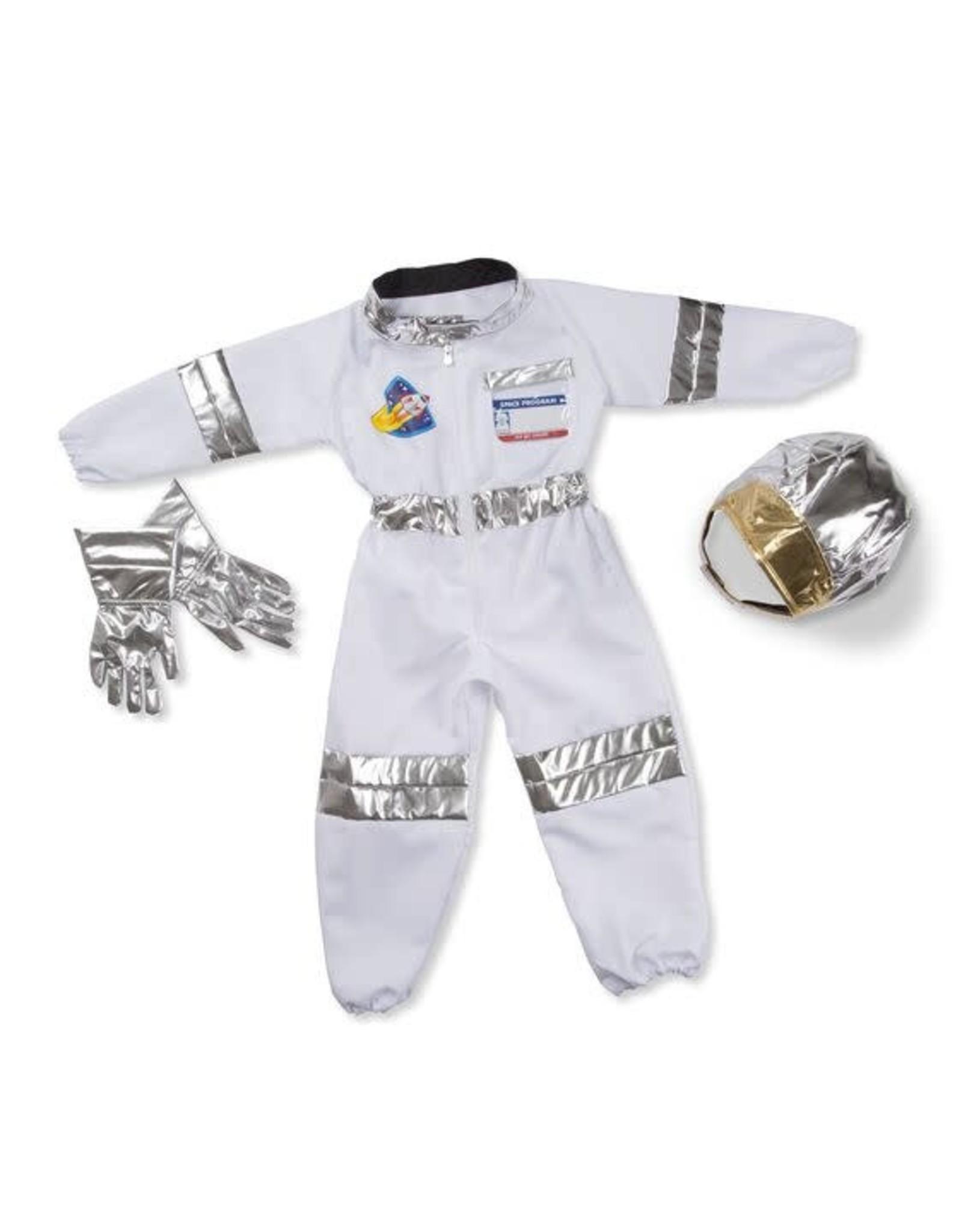 Melissa & Doug Astronaut Costume ages 3-6