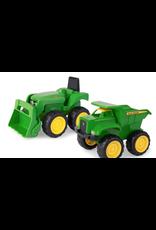 "Ertl 6"" John Deere Sandbox Vehicle 2pk"