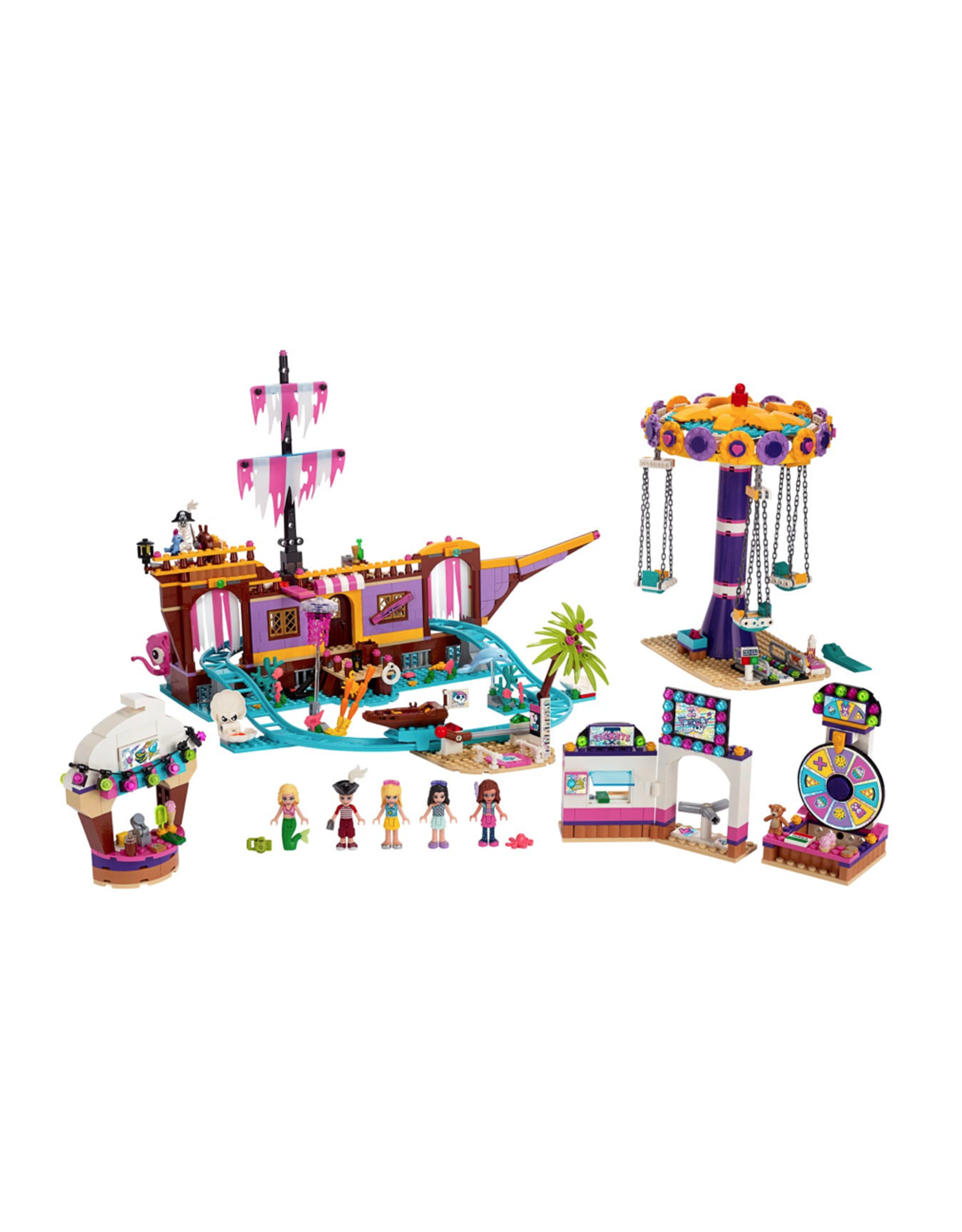 LEGO® LEGO® Heartlake City Amusement Pier