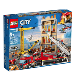 LEGO® LEGO® Downtown Fire Brigade