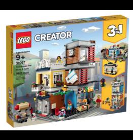 LEGO® LEGO® Creator 3in1 Townhouse Pet Shop and Café