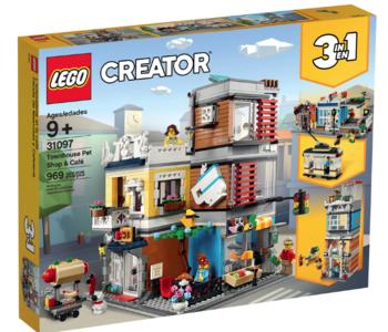 LEGO® Creator 3in1 Townhouse Pet Shop and Café
