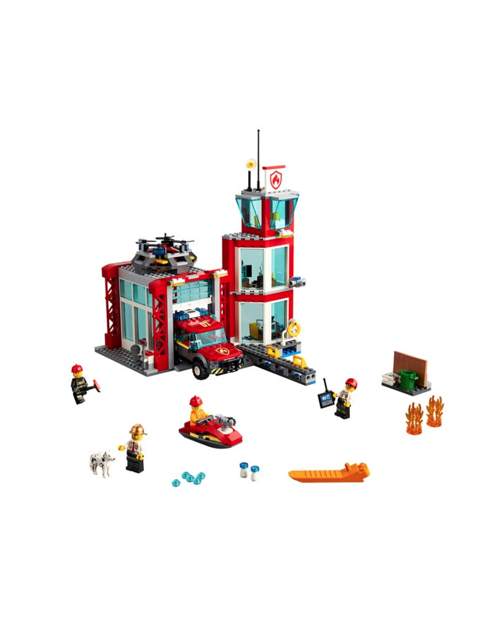 LEGO® LEGO® City Fire Station
