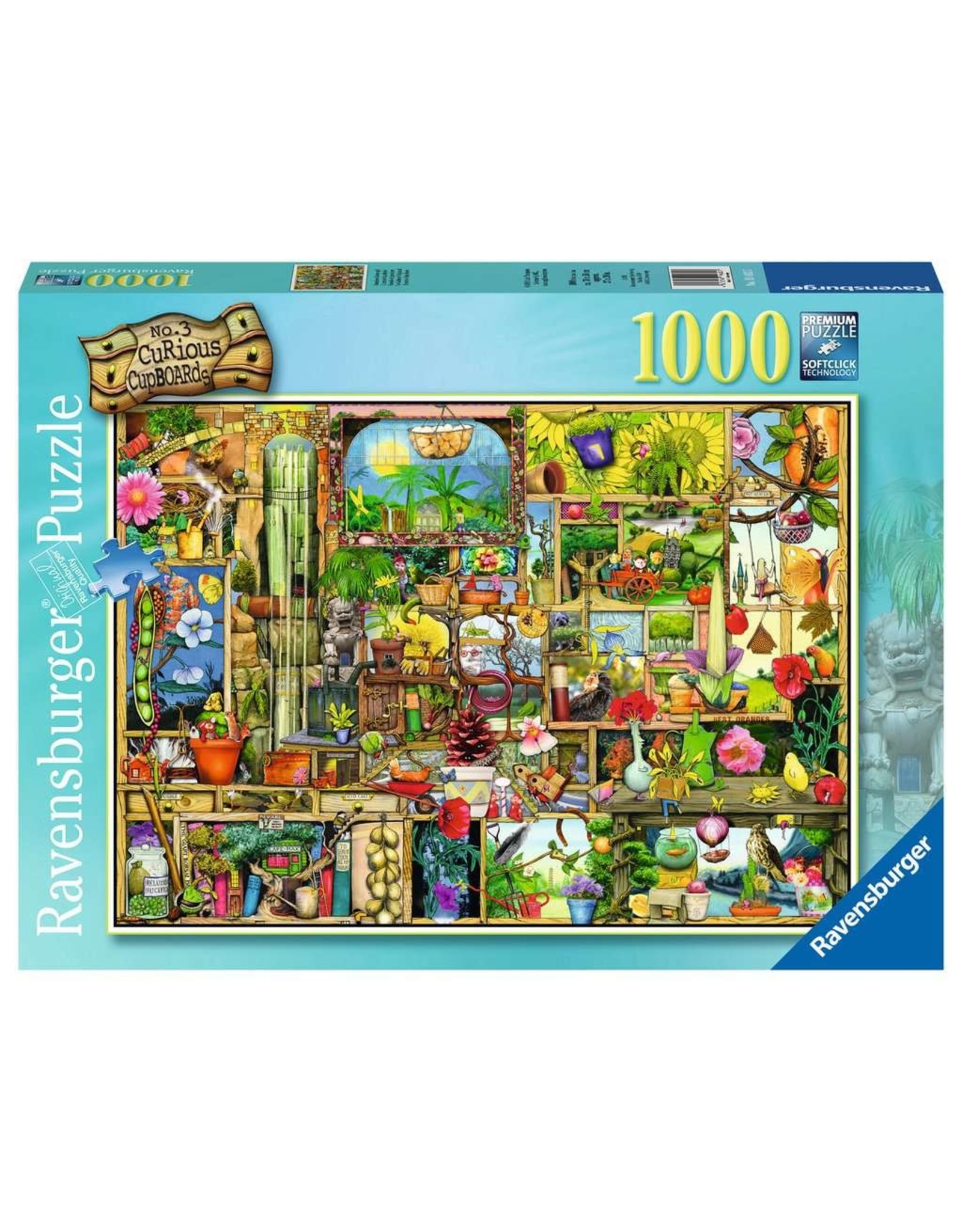 Ravensburger The Gardener's Cupboard 1000pc Puzzle