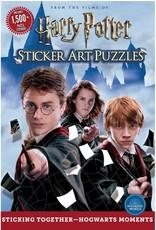 Thunder Bay Press Harry Potter Sticker Art Puzzles
