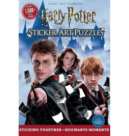 Thunder Bay Press Harry Potter Sticker Art Puzzles