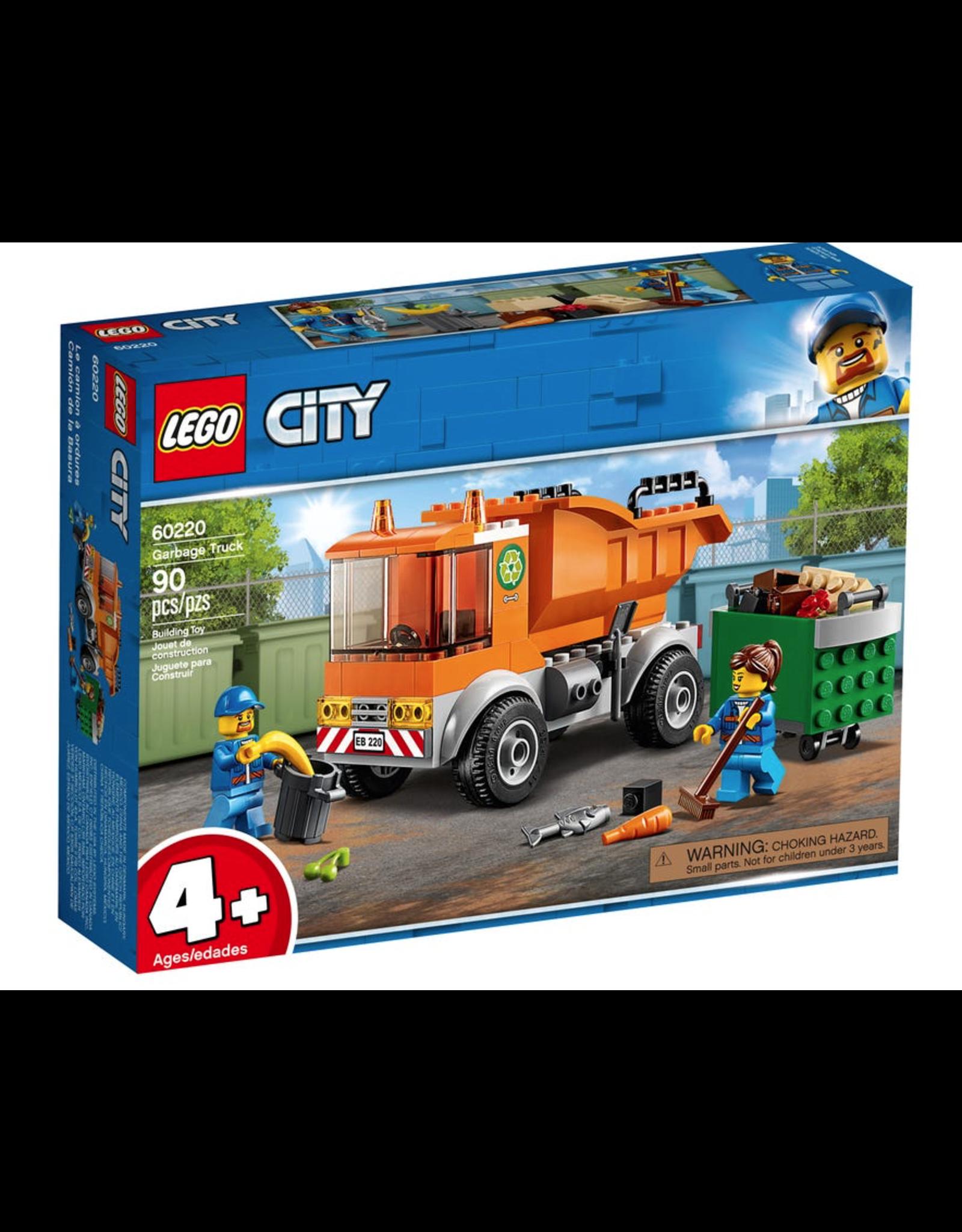 LEGO® LEGO® City Garbage Truck