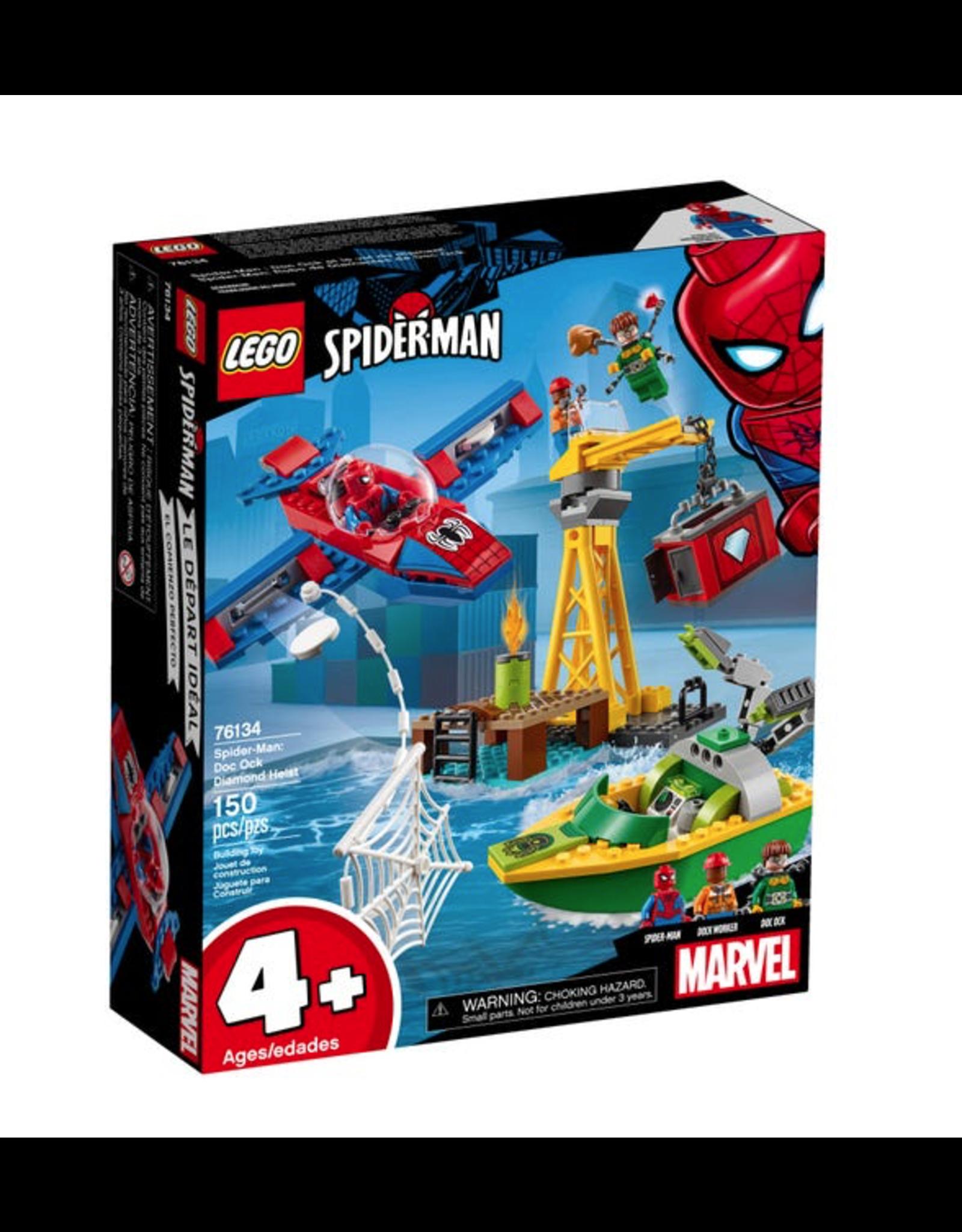 LEGO® LEGO® Marvel Spiderman: Doc Ock Diamond Heist