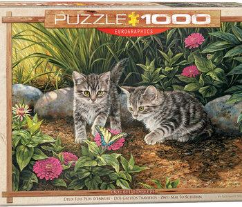 Double Trouble 1000pc Puzzle
