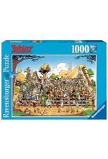 Ravensburger Asterix Family Portrait 1000pc Puzzle