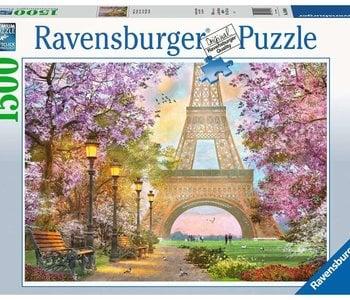 A Paris Stroll 1500pc Puzzle