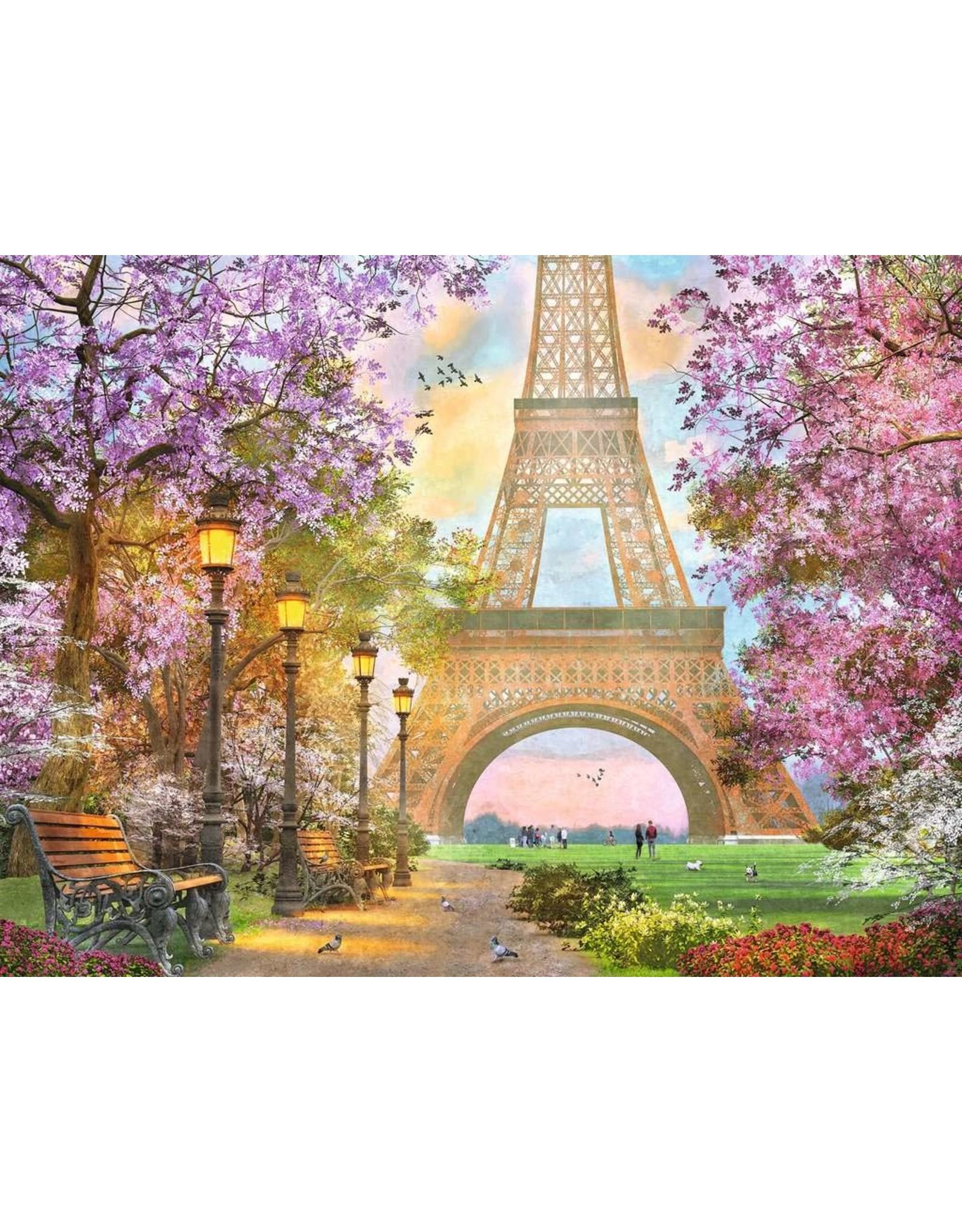 Ravensburger A Paris Stroll 1500pc Puzzle