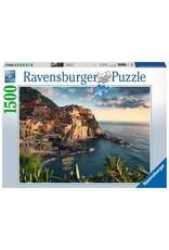 Ravensburger Cinque Terre Viewpoint 1500pc Puzzle