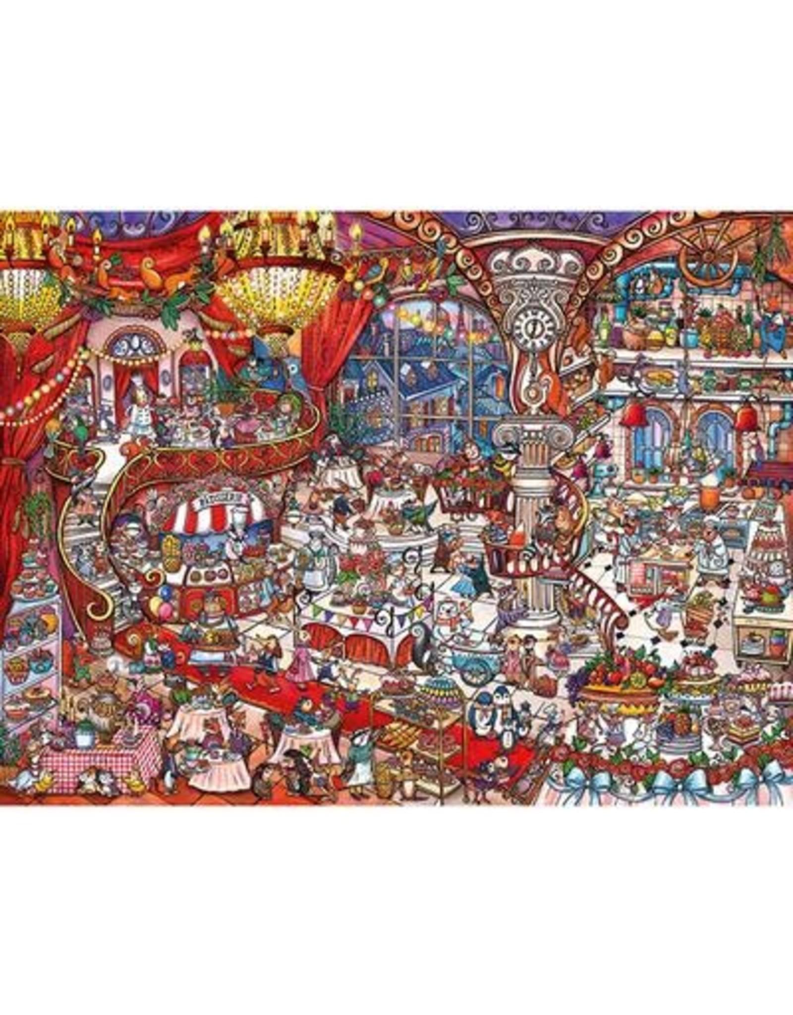 Heye Patisserie 1500pc Puzzle