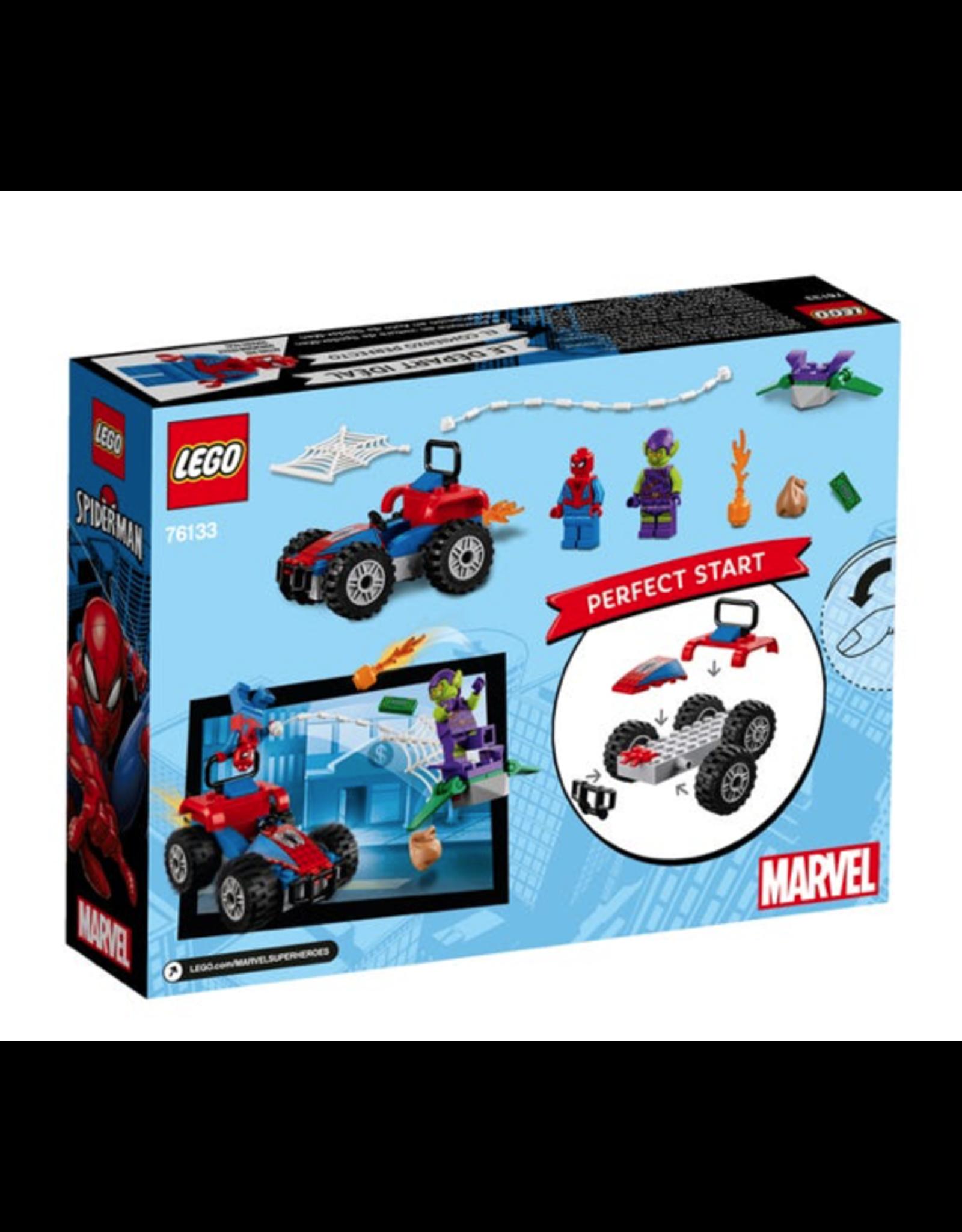 LEGO® LEGO® Spider-Man Car Chase