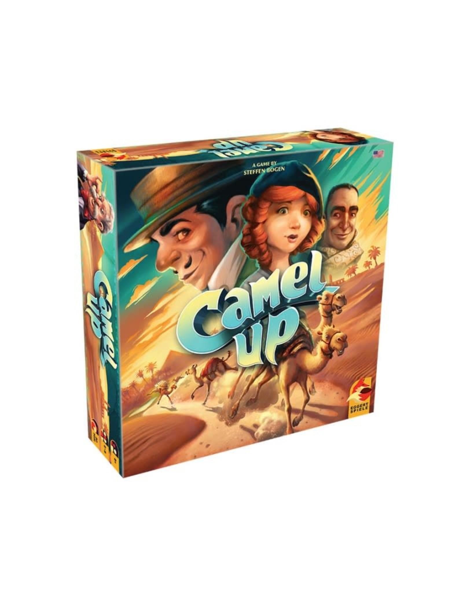 Eggert Spiele Camel Up Game