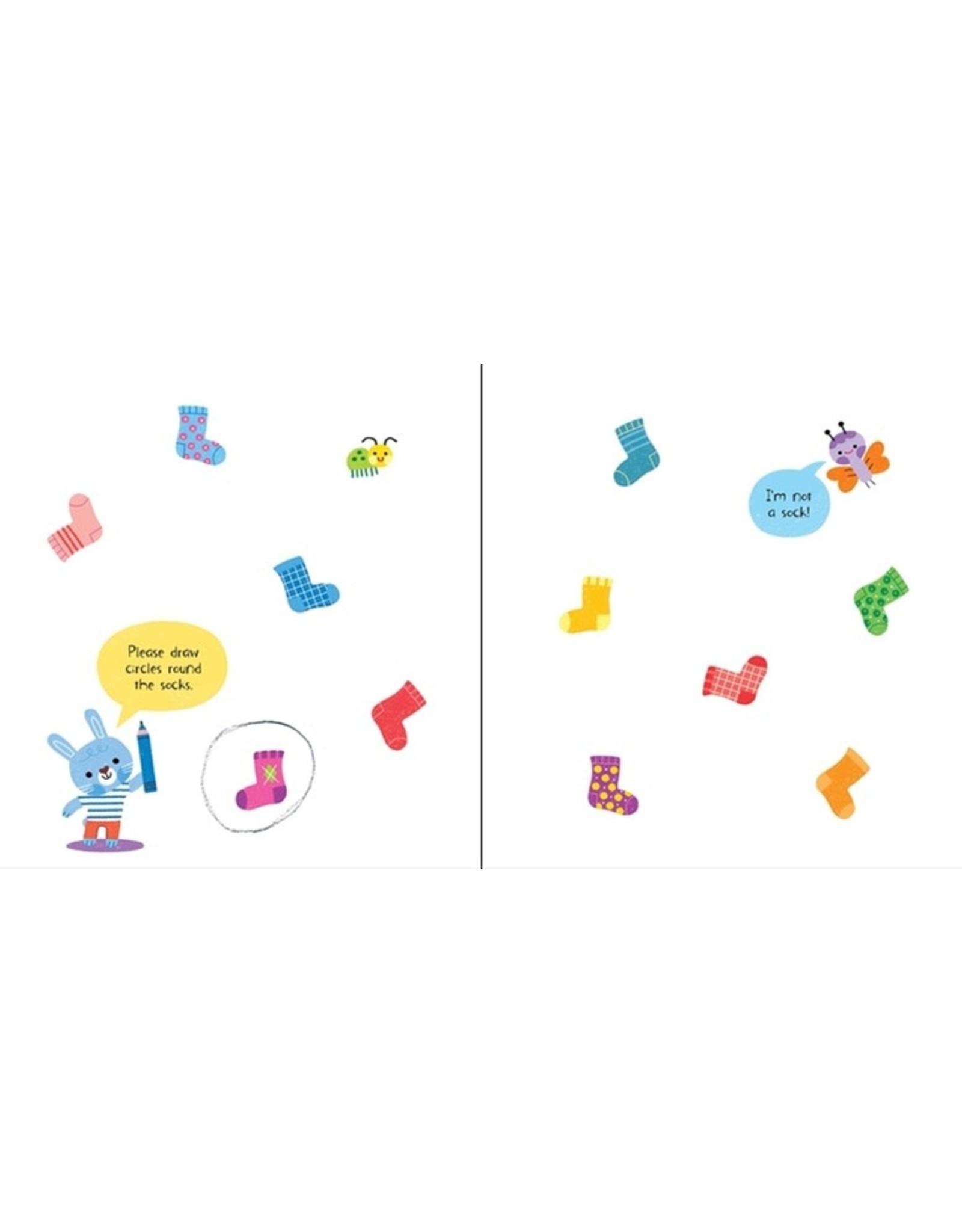 Usborne Little Children's Drawing Book
