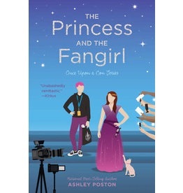 Quirk Books The Princess & The Fan Girl