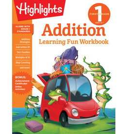 Highlights Highlights First Grade Addition