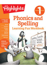 Highlights Highlights First Grade Phonics and Spelling