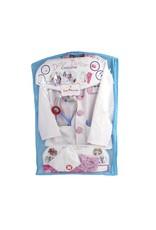 Great Pretenders Pink Doctor Costume w Garment bag