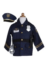 Great Pretenders Police Officer Costume 5-6yrs