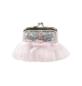Great Pretenders Pink Tutu Coin Purse