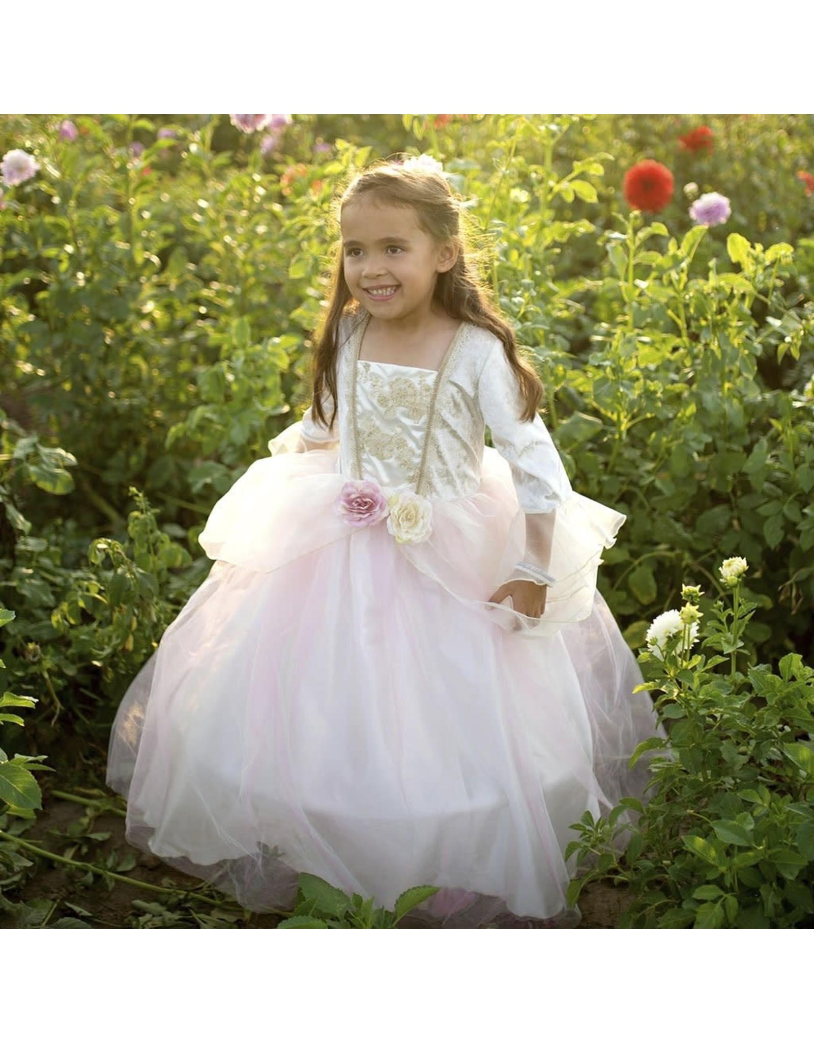Great Pretenders Golden Rose Princess Dress 7-8yrs
