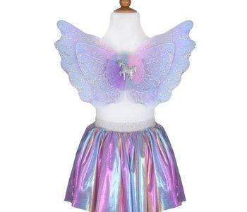 Magical Unicorn Skirt & Wings 4-6yrs