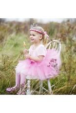 Great Pretenders Ribbon Tiara in Light Pink