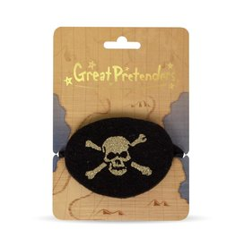 Great Pretenders Pirate Eye Patch