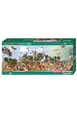 Heye At The Beach 2000pc Puzzle