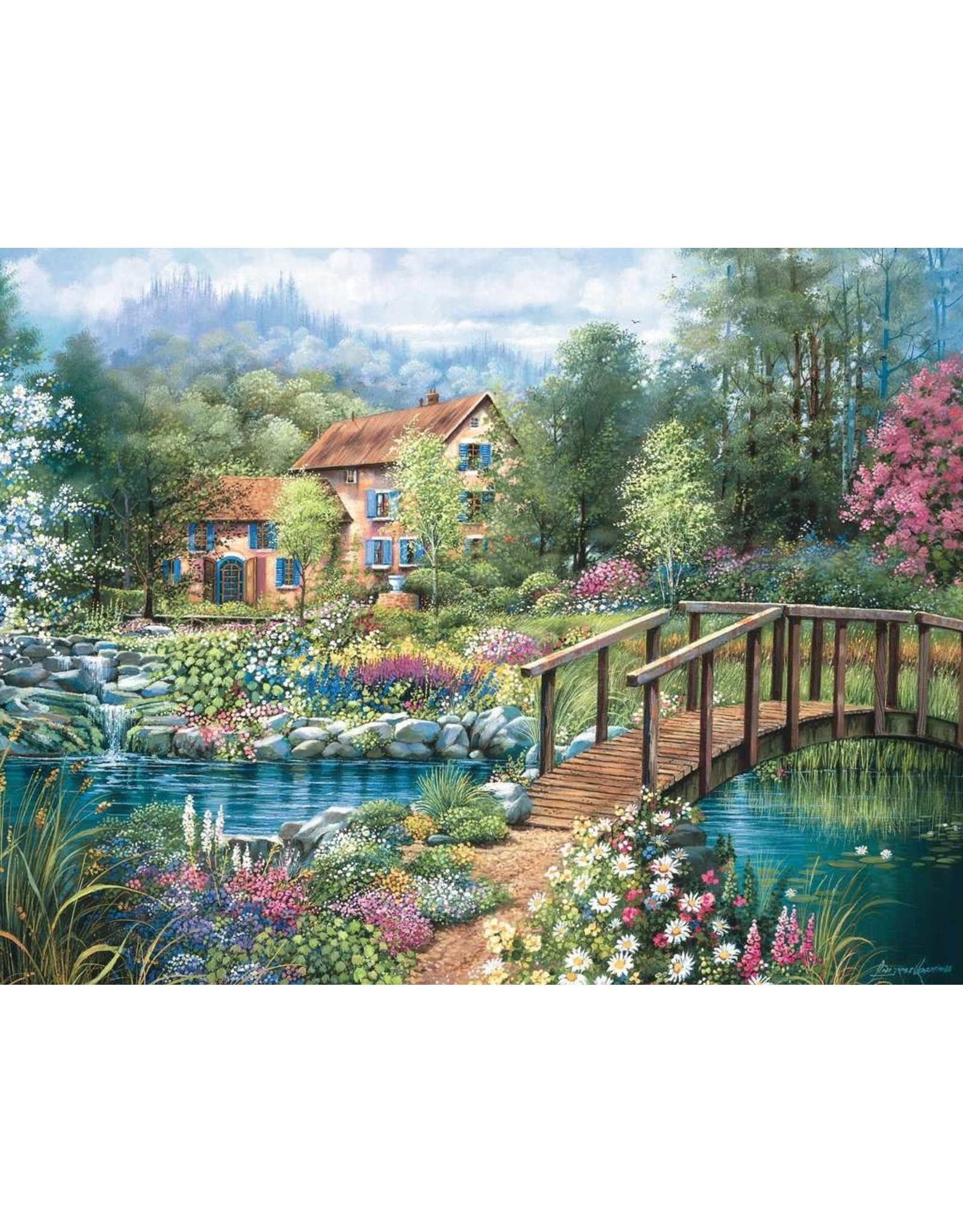 Ravensburger Shades of Summer 2000pc Puzzle