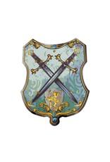 Great Pretenders Blue Knight EVA Shield blue/gold