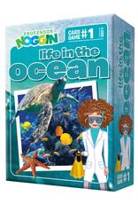 Professor Noggins Professor Noggins Life in the Ocean Trivia Card Game