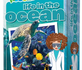 Professor Noggins Life in the Ocean Trivia Card Game