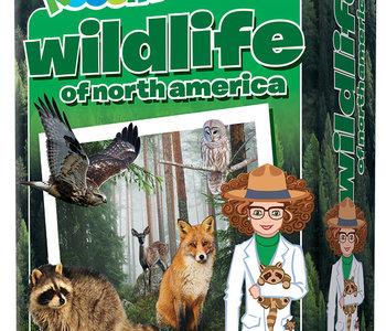 Professor Noggins: Wildlife of North America