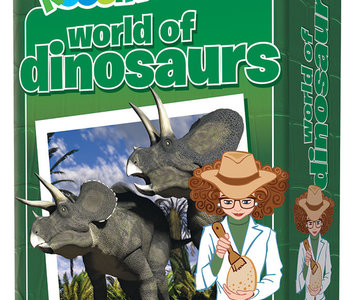 Professor Noggins Dinosaurs Trivia Card Game
