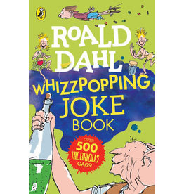 Puffin Roald Dahl's Whizzpopping Joke Book
