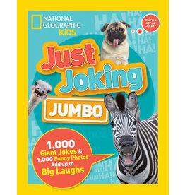 National Geographic Just Joking Jumbo Joke Book